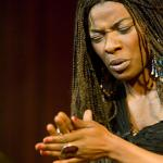 Concha Buika at the Hague Jazz foto Hans Speekenbrin