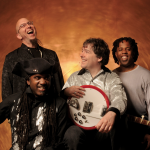 Bela Fleck & the Flecktones photographer unknown