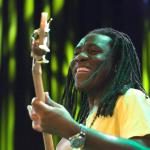 """Richard Bona foto door Rosaria Macri"""