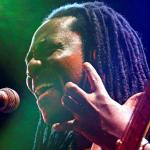 Richard Bona foto door Rosaria Macri