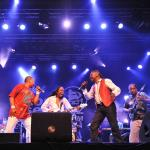 Earth wind and Fire foto Fred van Wulften
