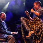 Ramsey Lewis and Dee Dee Bridgewater foto Hans Speekenbrink