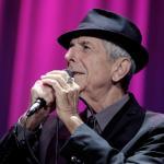 Leonard Cohen, foto Joke Schot