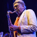 Charles Lloyd Quartet photo Hans Speekenbrink
