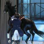 Apassionata Hommage - Courbette van mane en paard