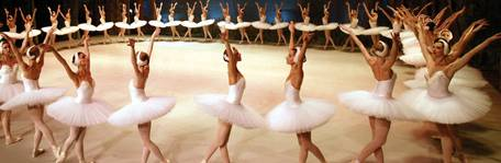 Groot Russische Balletfestival