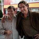 Thom Hoffman en Matthew Ryan (foto Hans Speekenbrink)